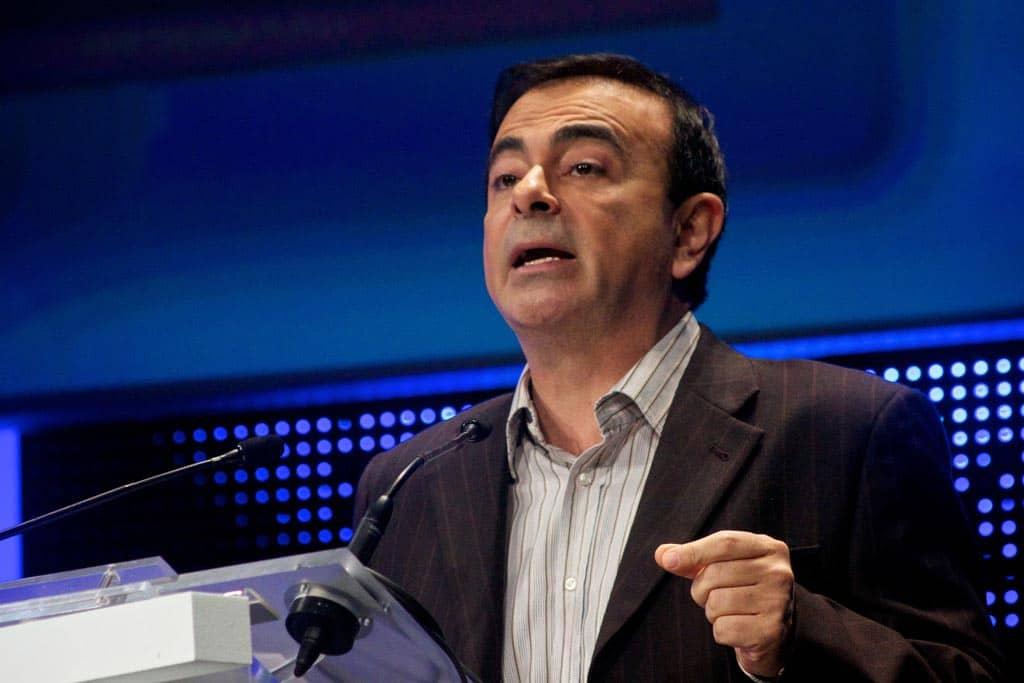 Affaire Carlos Ghosn