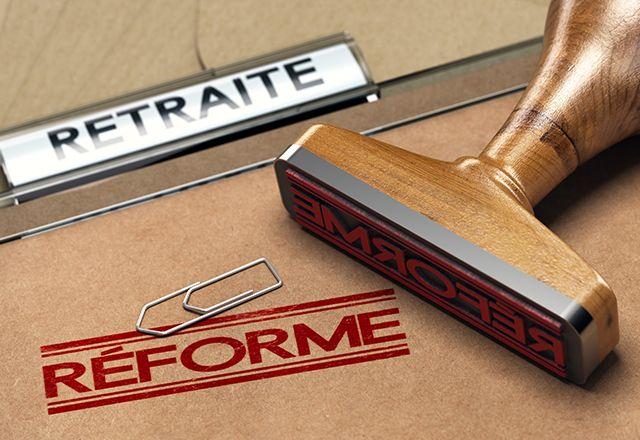 Calculez votre retraite avec la réforme en cours